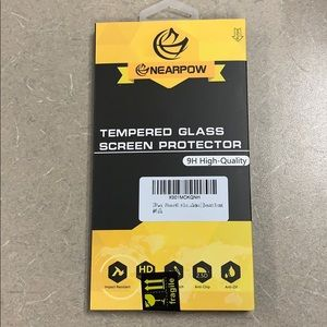 Tempered Glass screen protector 2 pk - 6/6s
